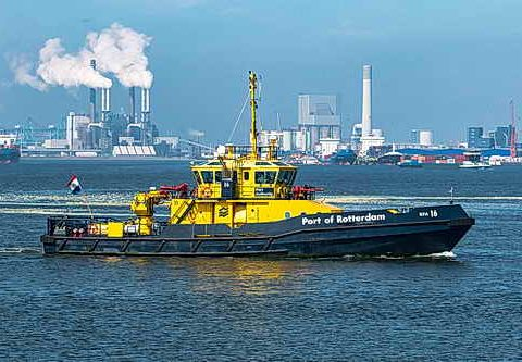 Port of Rotterdam - RPA 16