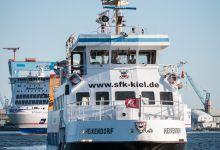 ... kiel harbour ...