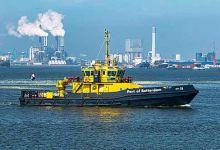 Port of Rotterdam - RPA 16