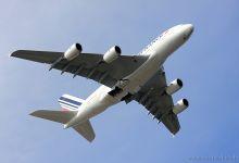 Air France A380 (F-HPJE)