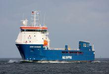 Abis Duisburg (General Cargo Ship, 108m x 16m, IMO:9658094) captured 03.11.2013