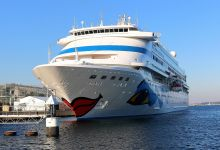 AIDAcara @ Cruise Terminal Kiel