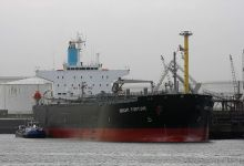 Bright Fortune (Chemical & Oil Products Tanker, 177m x 32m, IMO:9561370) captured 16.11.2013