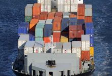 Ceres (Container Ship, 141m x 24m, IMO:9429211) captured 24.08.2013