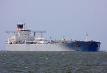 Charles Eddie (Crude Oil Tanker, 332m x 58m, IMO:9244867) captured 06.06.2013