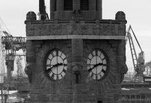 ... turret clock ...
