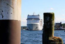 ... Cruise Port Kiel ...