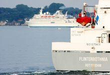 Leaving Kiel