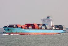 Deva (Container Ship, 259m x 32m, IMO:9278105) captured 16.08.2013.
