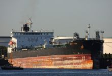 ex. Indigo Point - new: Nave Equinox - (Chemical & Oil Product Tanker, 184m x 32m, IMO:9351634) captured 30.09.2012.
