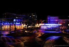 ... Kiel City Center ...
