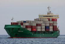 Nordic Philip (Container Ship, 151m x 23m, IMO:9483669) captured 24.11.2013