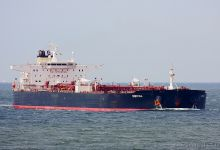 Northia (Crude Oil Tanker, 274m x 48m, IMO:9399480) captured 16.08.2013