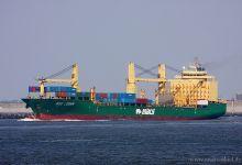 Red Cedar (General Cargo, 193m x 28m, IMO:9231092) captured 06.06.2013