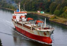 Riza Sonay (General Cargo, 116m x 17m, IMO:8520886) captured 06.10.2013