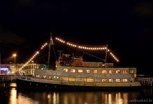 ... Salonmotorschiff M/S Stadt Kiel ...