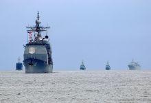 scene inbound Kiel-Fjord