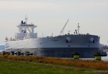 TI Europe (Ultra Large Crude Carrier, 379m x 68m, IMO:9235268) captured 16.08.201