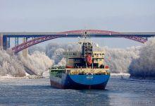 winter world @ Kiel-Canal 2011