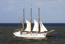 Grossherzogin Elisabeth captured Cuxhaven 31.08.2013