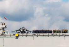 """Seen onboard """"Juan Carlos I"""""""